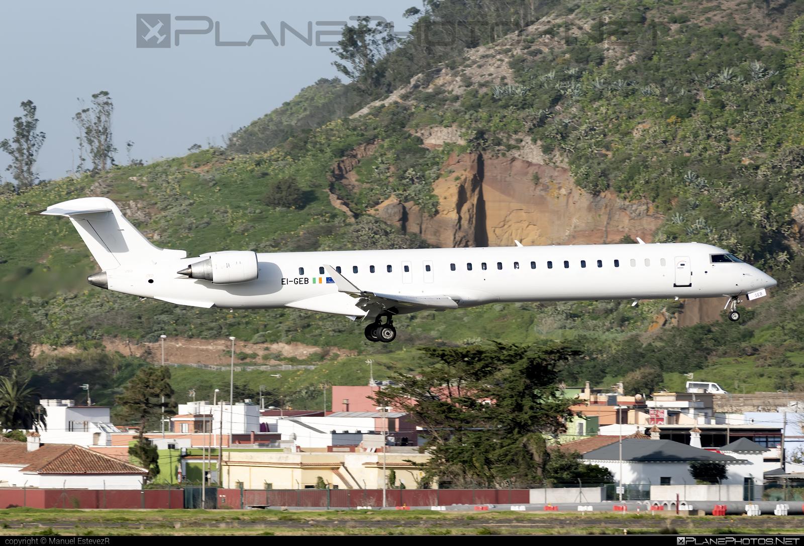 Bombardier CRJ900LR - EI-GEB operated by CityJet #bombardier #crj900 #crj900lr