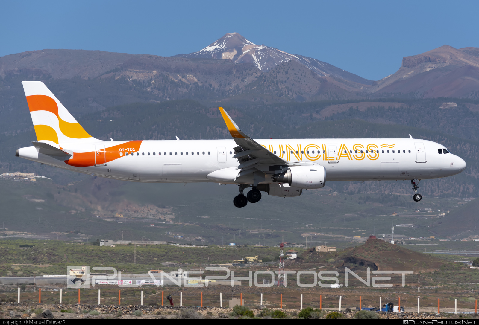 Airbus A321-211 - OY-TCG operated by Sunclass Airlines #SunclassAirlines #a320family #a321 #airbus #airbus321