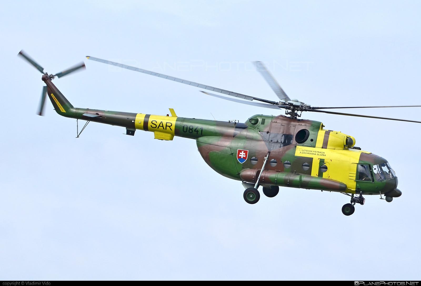 Mil Mi-17LPZS - 0841 operated by Vzdušné sily OS SR (Slovak Air Force) #mi17 #mi17lpzs #mil #milhelicopters #milmi17 #milmi17lpzs #slovakairforce #vzdusnesilyossr