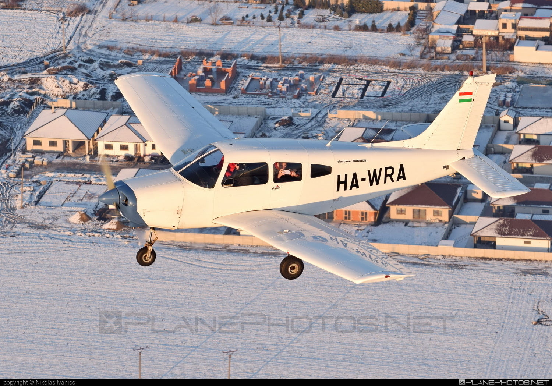 Piper PA-28-151 Cherokee Warrior - HA-WRA operated by Private operator #piper