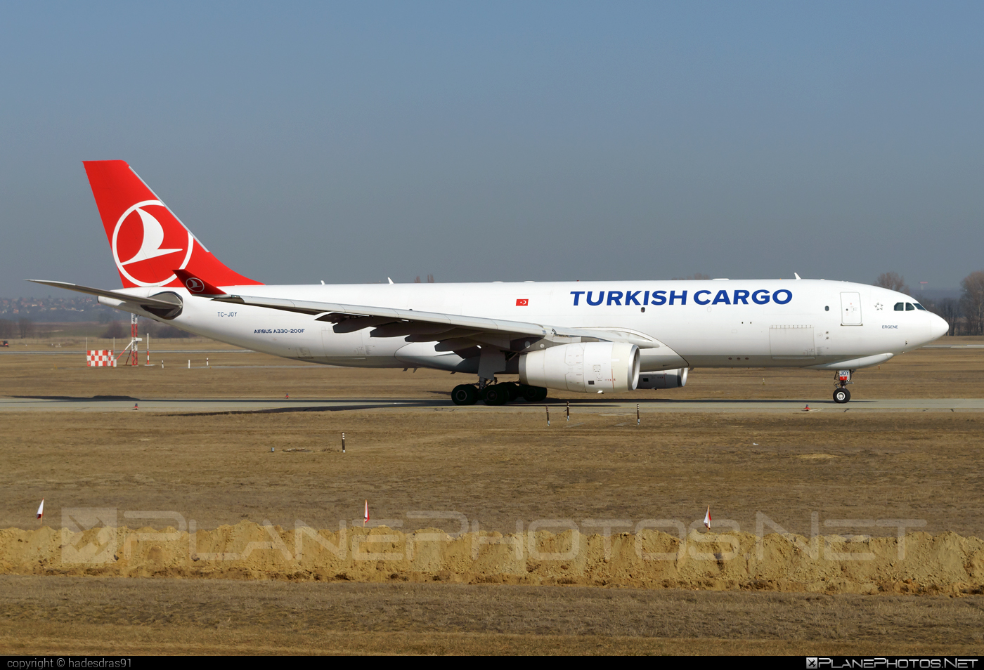 Airbus A330-243F - TC-JOY operated by Turkish Airlines Cargo #a330 #a330f #a330family #airbus #airbus330 #turkishairlinescargo