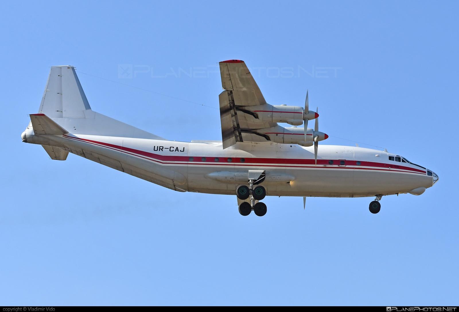 Antonov An-12BK - UR-CAJ operated by Meridian Aviation #an12 #an12bk #antonov #antonov12
