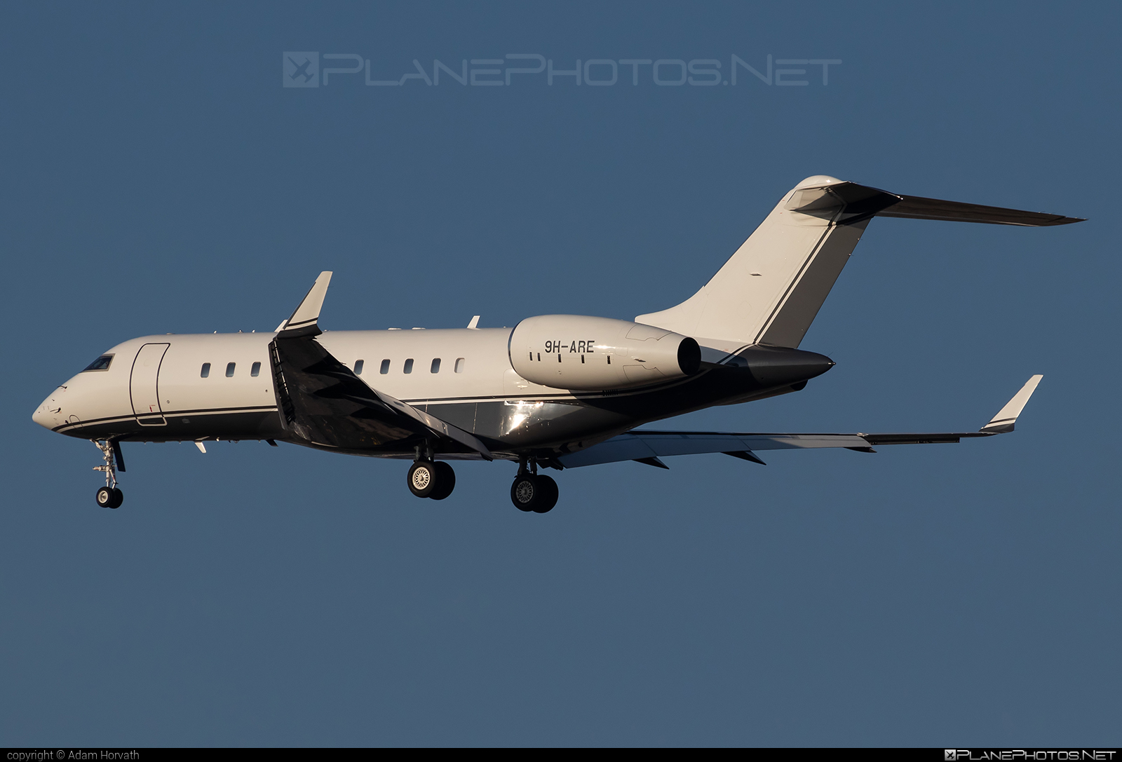Bombardier Global 5000 (BD-700-1A11) - 9H-ARE operated by Albinati Aeronautics #albinatiaeronautics #bd7001a11 #bombardier #bombardierglobal5000 #global5000