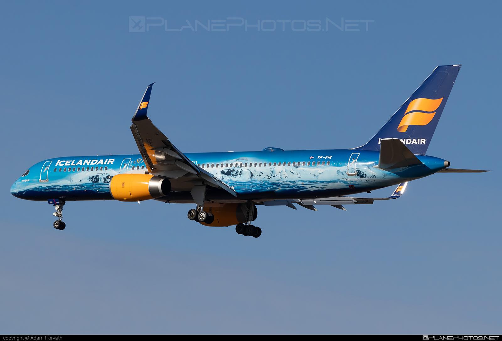 Boeing 757-200 - TF-FIR operated by Icelandair #b757 #boeing #boeing757 #icelandair