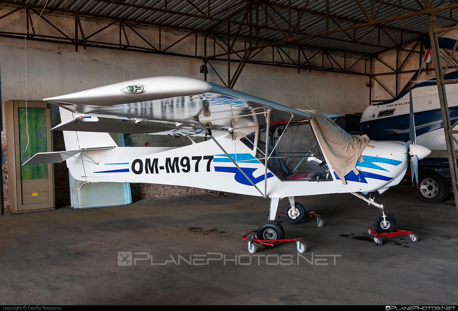 Apollo Fox - OM-M977 operated by Private operator #apollofox #fox