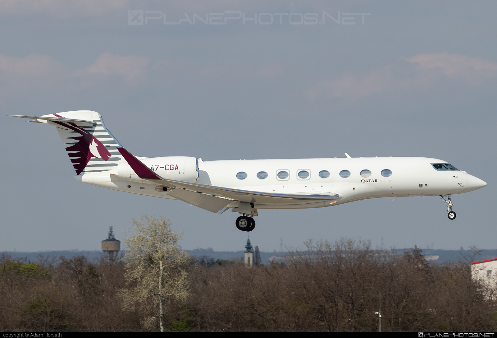 Gulfstream G650ER - A7-CGA operated by Qatar Executive #QatarExecutive #gulfstream #gulfstream650 #gulfstream650er #gulfstreamg650 #gulfstreamgvi