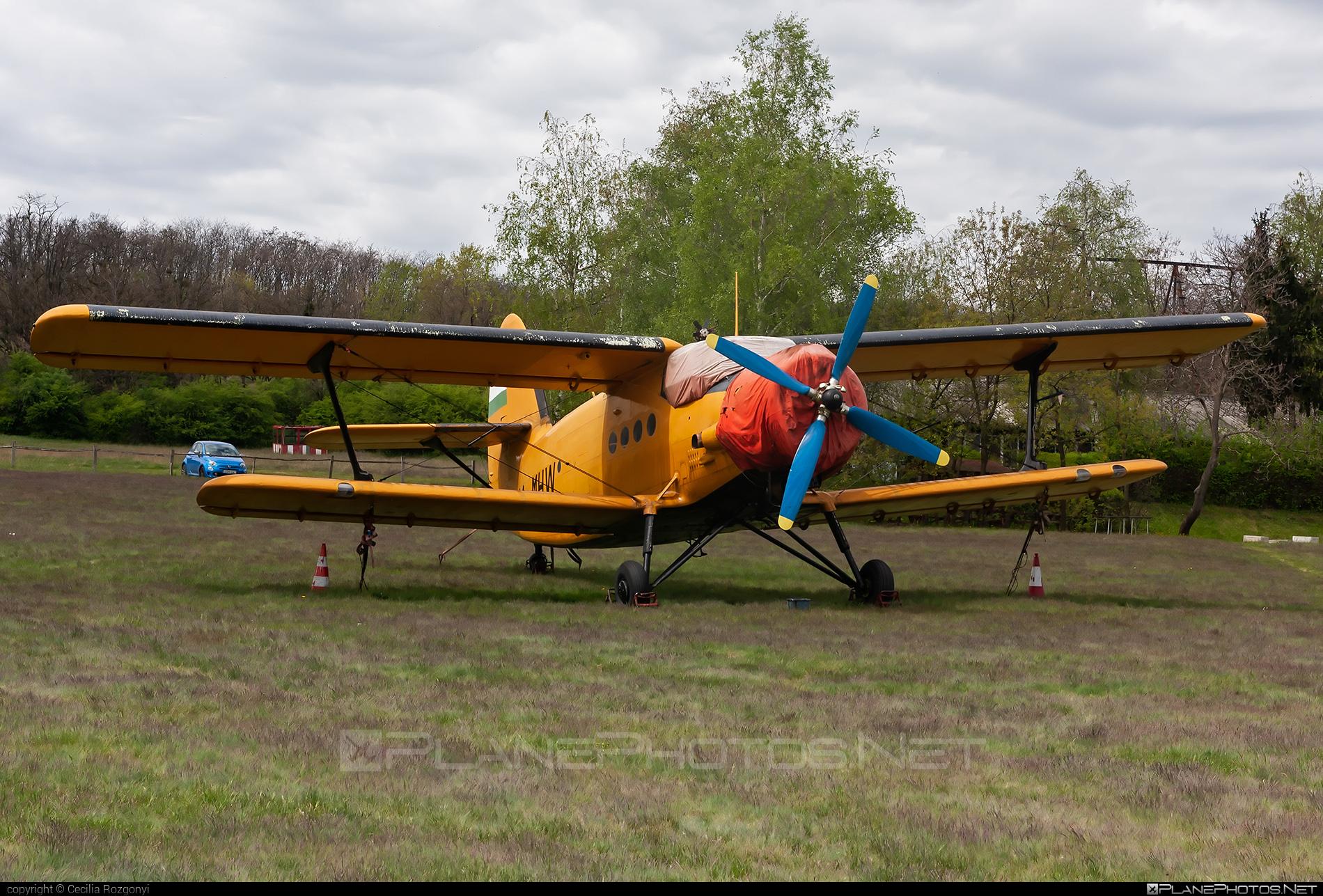 PZL-Mielec An-2R - HA-MHW operated by Private operator #an2 #an2r #antonov2 #pzl #pzlmielec