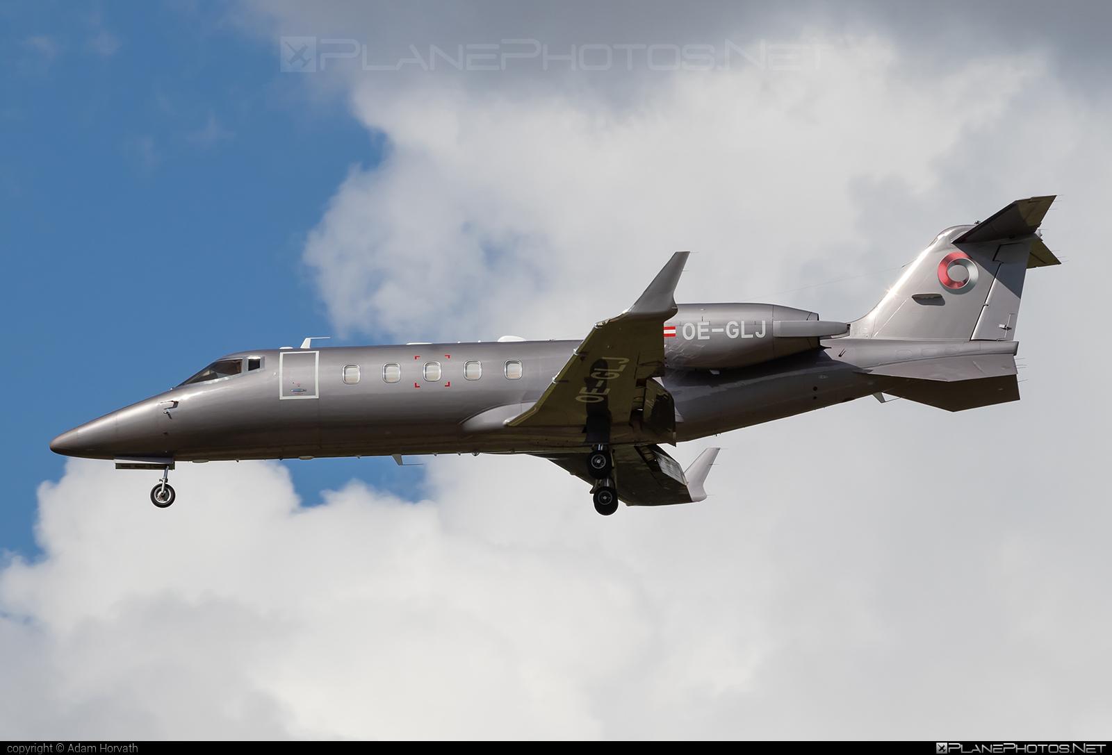 Bombardier Learjet 60 - OE-GLJ operated by SPARFELL Luftfahrt GmbH #SparfellLuftfahrt #SparfellLuftfahrtGmbH #bombardier #learjet #learjet60