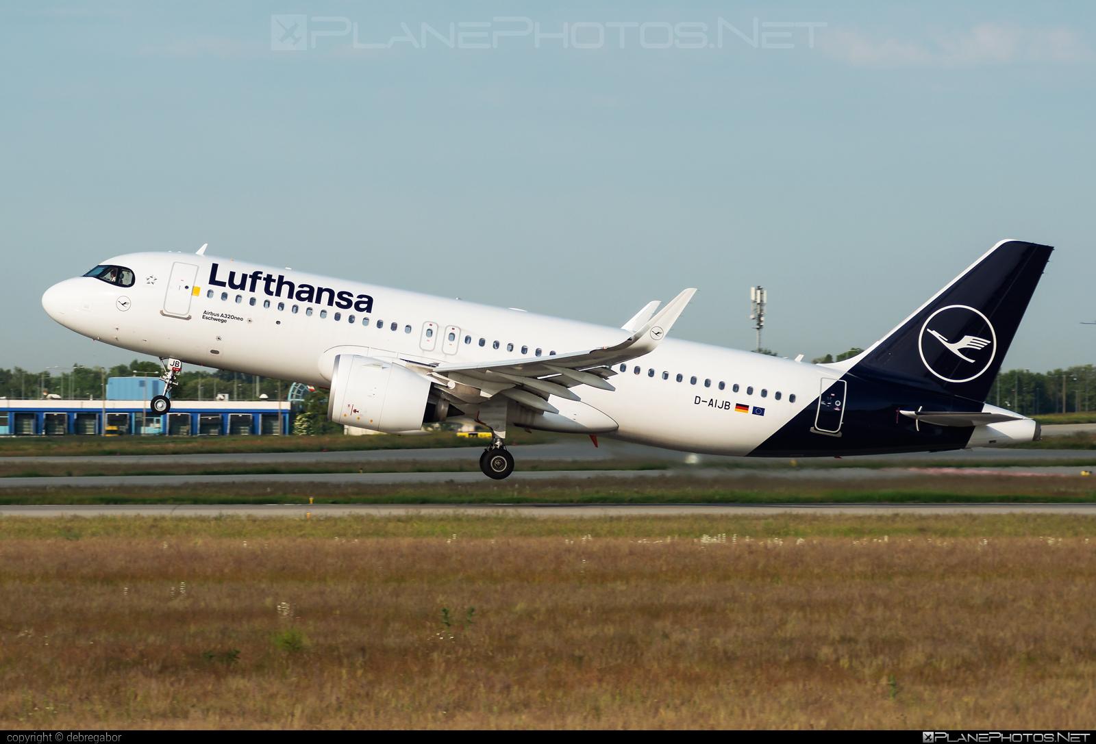 Airbus A320-271N - D-AIJB operated by Lufthansa #a320 #a320family #a320neo #airbus #airbus320 #lufthansa