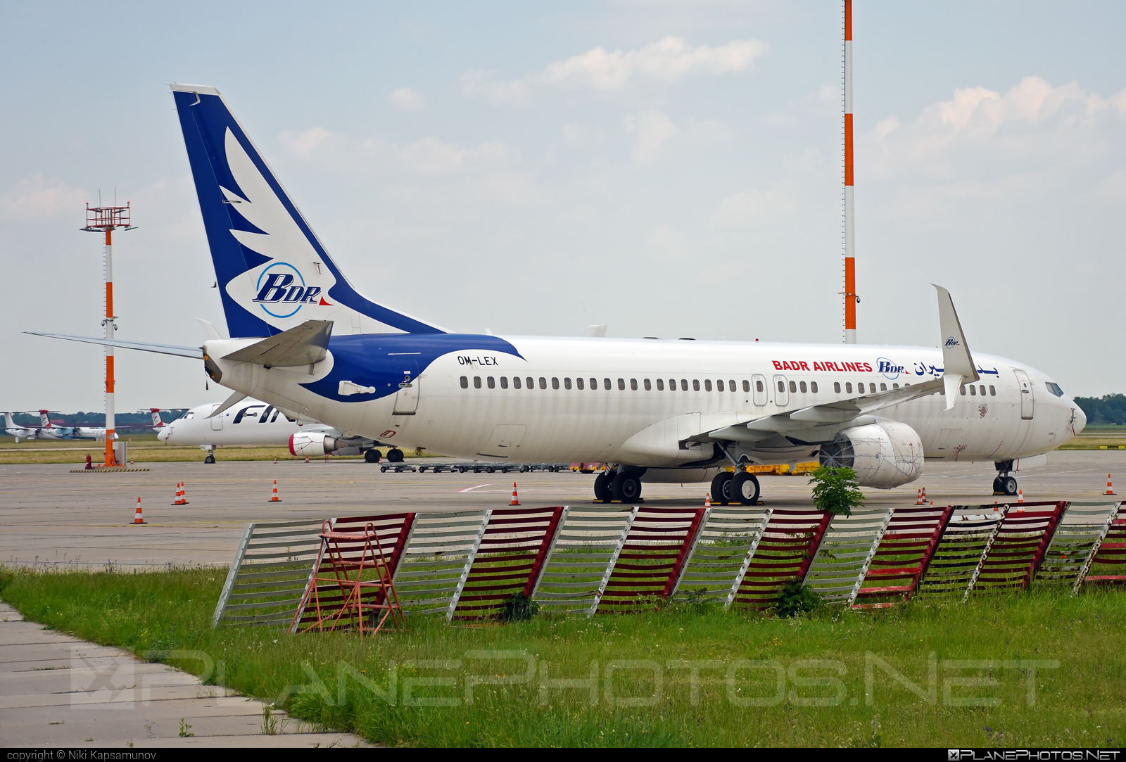 Boeing 737-800 - OM-LEX operated by AirExplore #AirExplore #b737 #b737nextgen #b737ng #boeing #boeing737