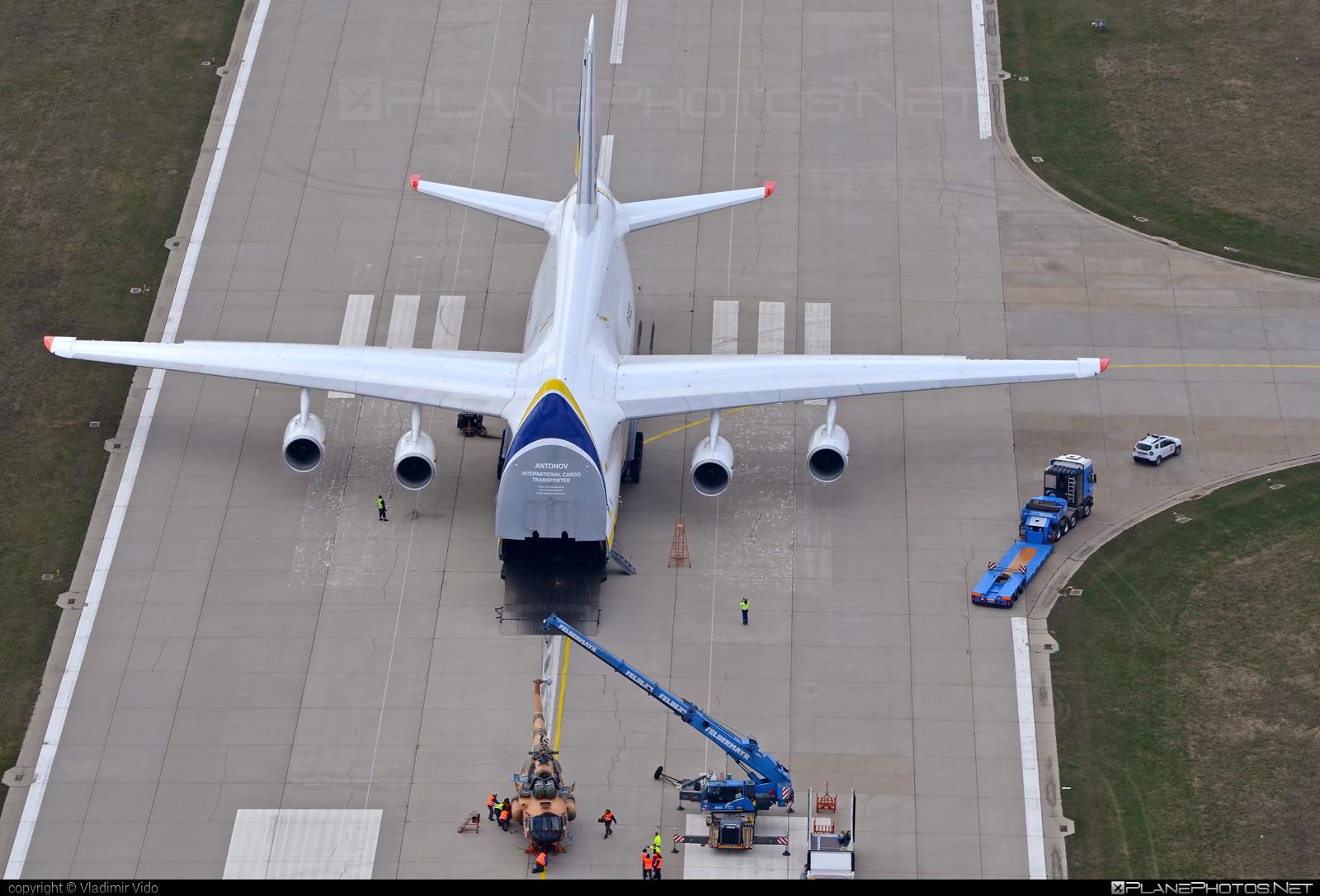 Antonov An-124-100M Ruslan - UR-82027 operated by Antonov Airlines #an124 #an124100m #an124100mruslan #an124ruslan #antonov #antonov124 #antonovan124