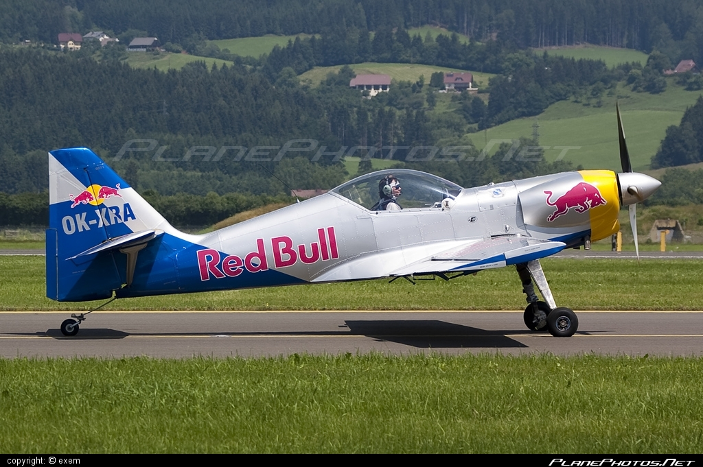 Zlin Z-50LX - OK-XRA operated by The Flying Bulls Aerobatic Team #airpower #airpower2009 #theflyingbullsaerobaticteam #z50 #z50lx #zlin #zlin50