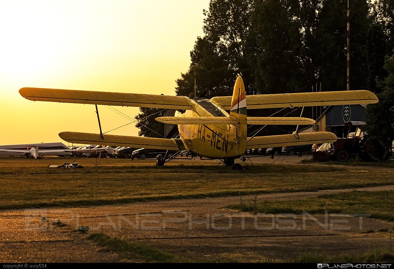 PZL-Mielec An-2R - HA-MEN operated by SZEMP Air Légiszolgáltató Kft. #an2 #an2r #antonov2 #pzl #pzlmielec #szempair