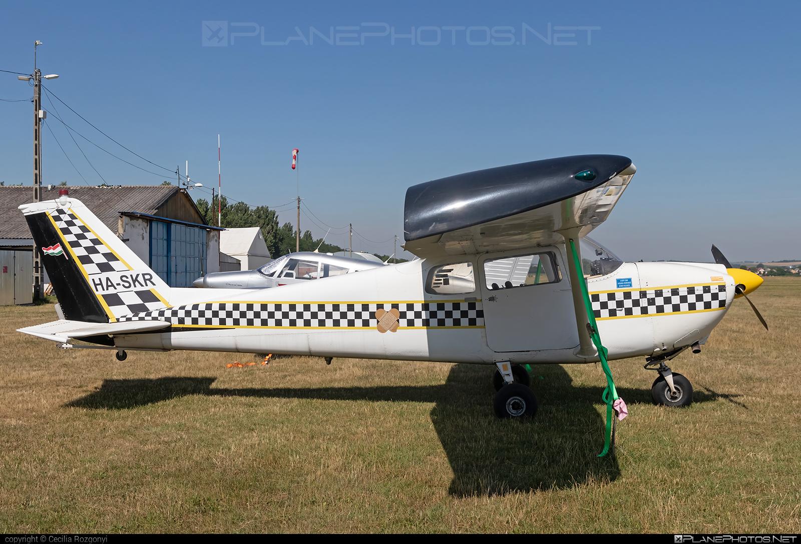 Cessna 175C Skylark - HA-SKR operated by Private operator #cessna #cessna175 #cessna175c #cessna175cskylark #cessna175skylark #cessnaskylark #skylark