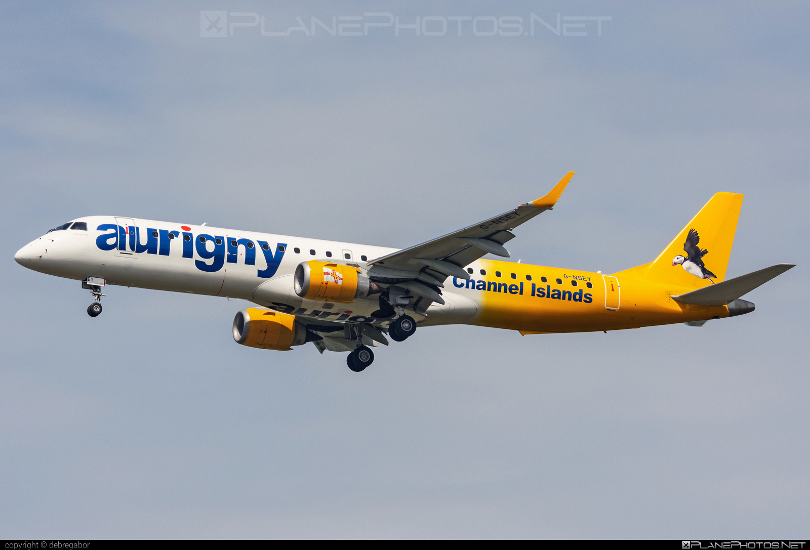 Embraer E195STD (ERJ-190-200STD) - G-NSEY operated by Aurigny Air Services #e190 #e190200 #e190200std #e195std #embraer #embraer190200std #embraer195 #embraer195std