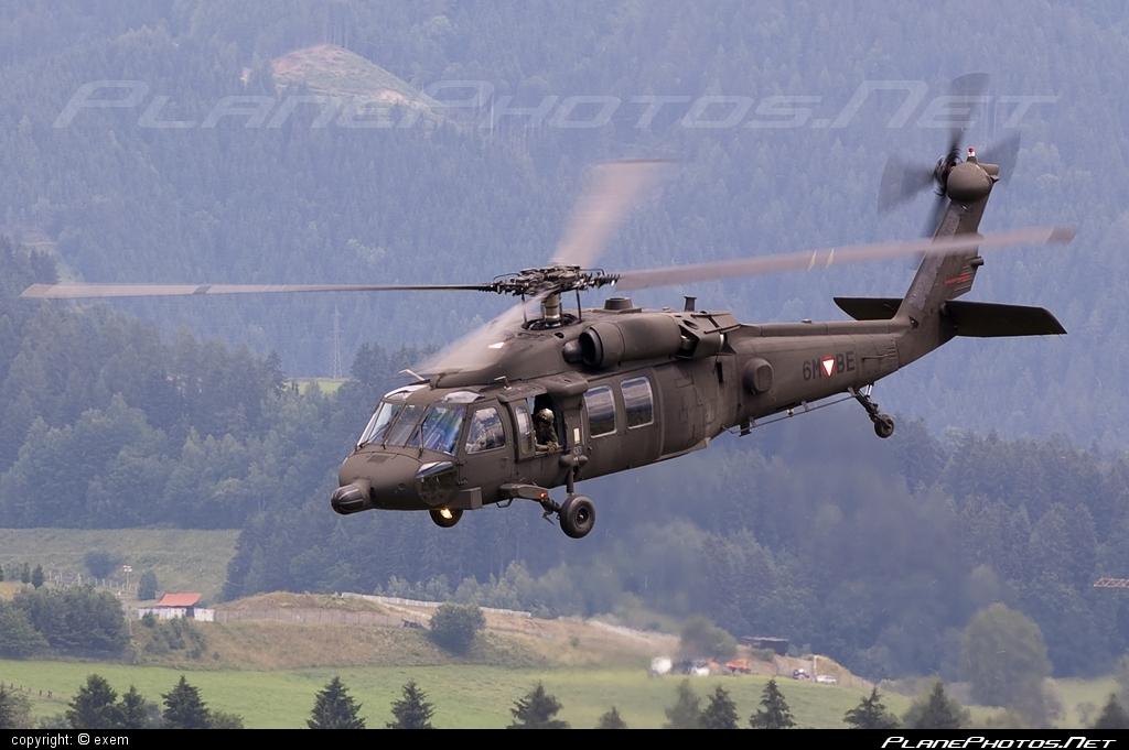 Sikorsky S-70A-42 Black Hawk - 6M-BE operated by Österreichische Luftstreitkräfte (Austrian Air Force) #airpower #airpower2009 #austrianairforce #blackhawk #s70 #s70a42 #s70a42blackhawk #sikorsky #sikorskys70