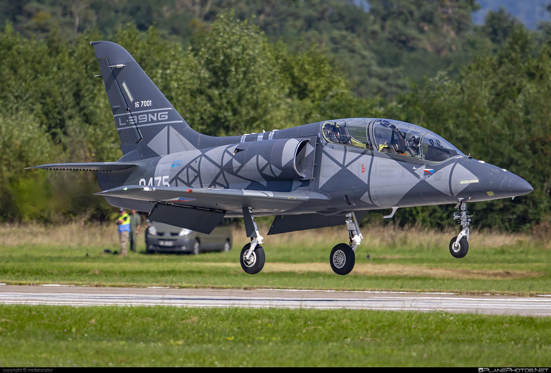 Aero L-39NG - 0475 operated by Aero Vodochody #aero #aerol39 #aerol39ng #aerovodochody #l39 #l39ng