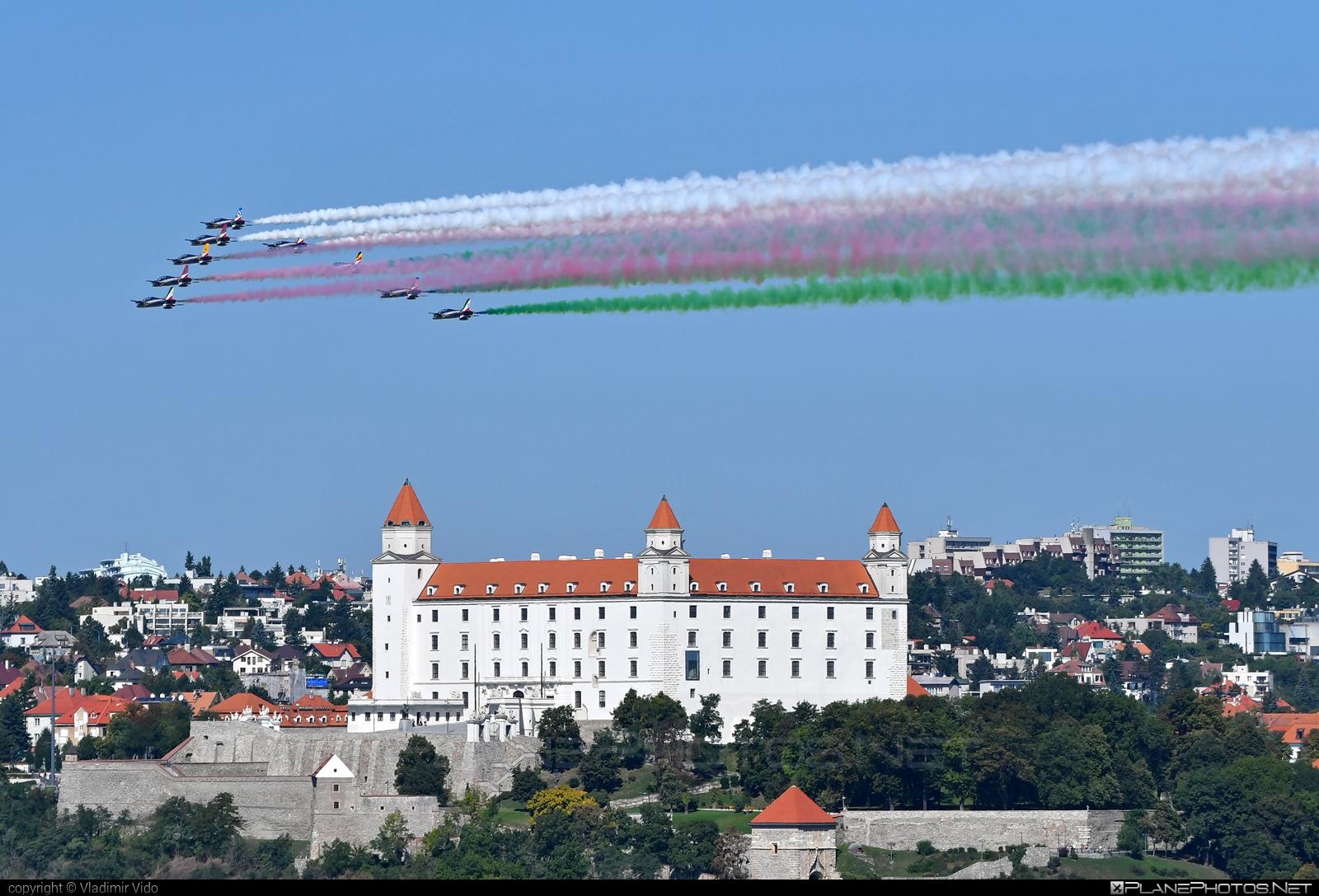 Aermacchi MB-339-A/PAN - MM55054 operated by Aeronautica Militare (Italian Air Force) #AeronauticaMilitare #ItalianAirForce #aermacchi #aermacchi339 #aermacchimb339 #aermacchimb339apan #mb339 #mb339apan