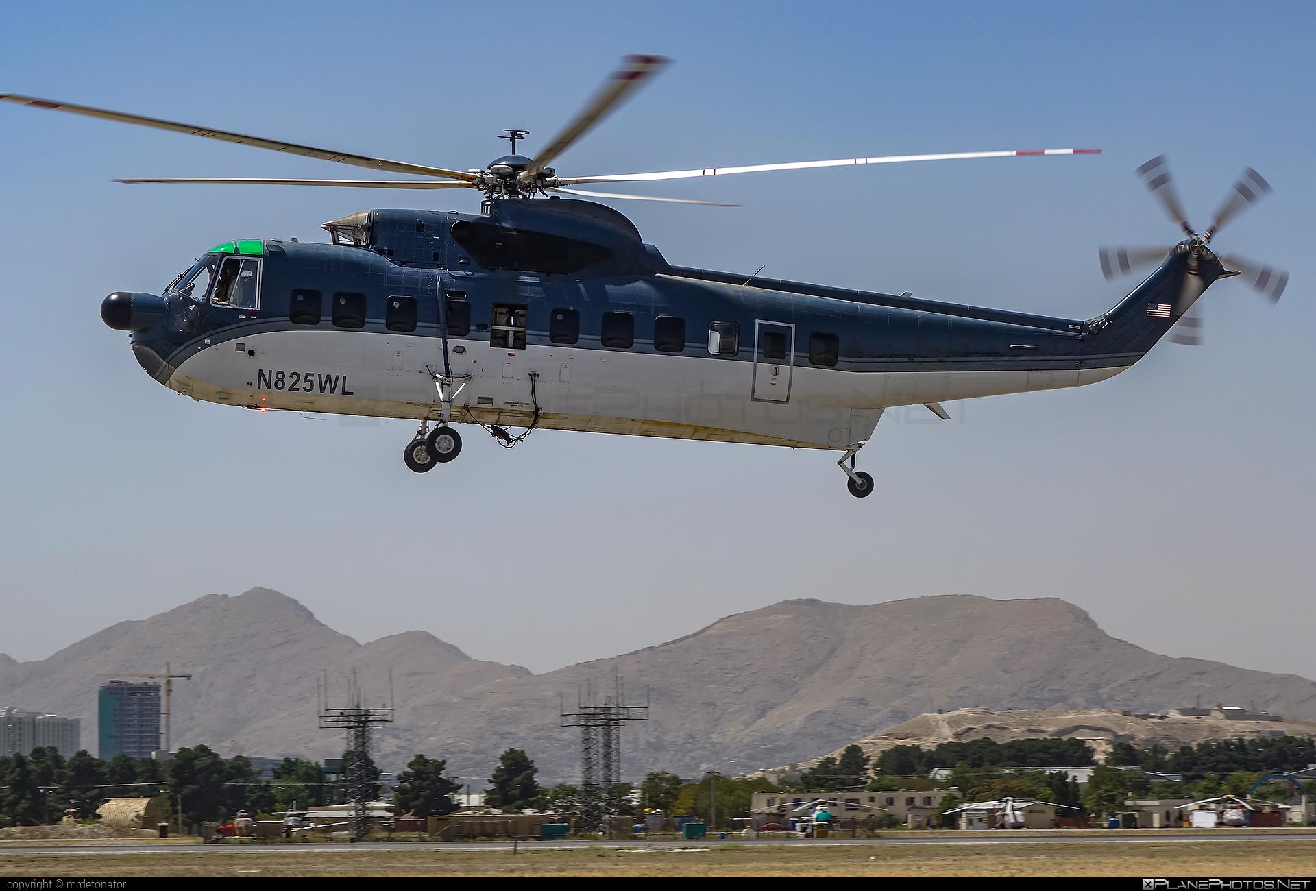 Sikorsky S-61N - N825WL operated by United States Department of State #DepartmentOfState #USdepartmentOfState #UnitedStatesDepartmentOfState #sikorsky