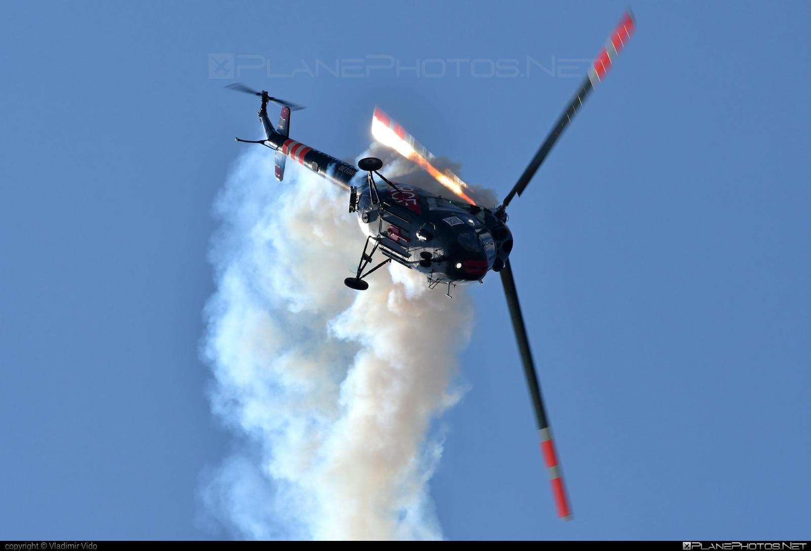Mil Mi-2 - HA-BCL operated by Forgószárny Kft. #mi2 #mil #mil2 #milhelicopters #milmi2