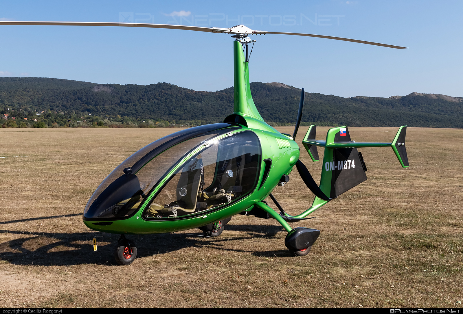 Niki Rotor Aviation Kallithea - OM-M874 operated by Private operator #Farkashegy #KallitheaAutogyro #NikiRotorAviation #OM-M874 #Ultralights #nra #nraKallithea