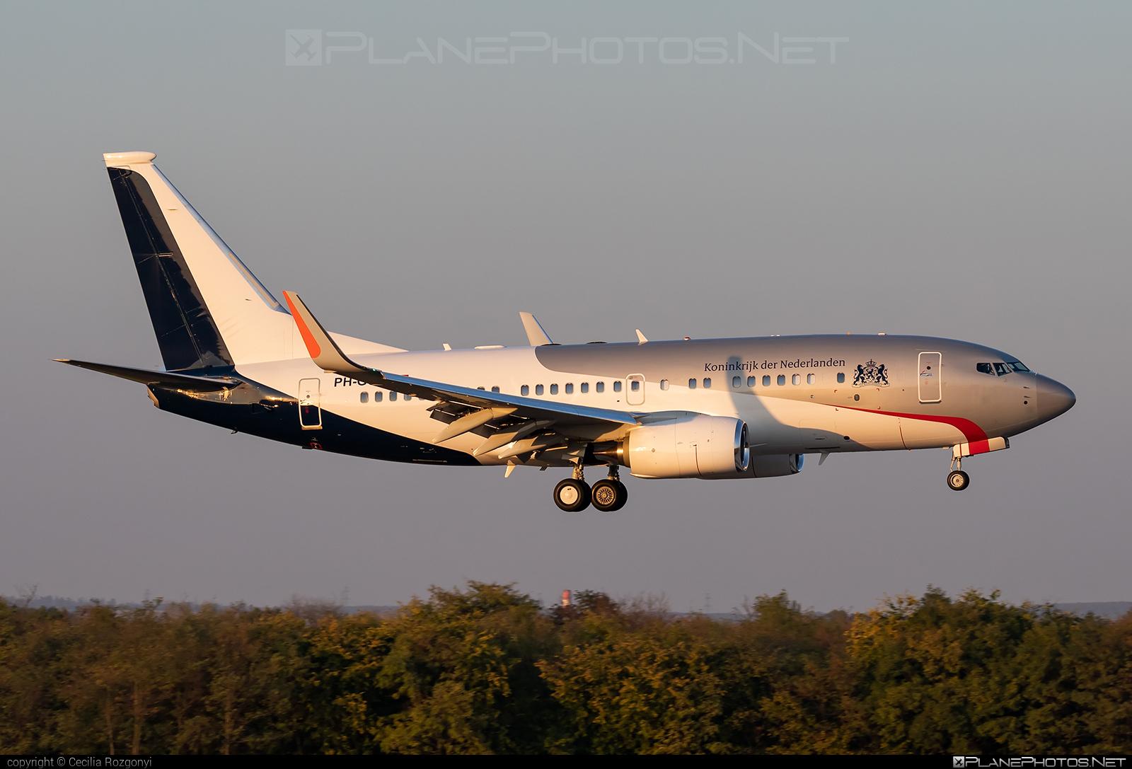 Boeing 737-700 BBJ - PH-GOV operated by Netherlands - Government #b737 #b737bbj #bbj #boeing #boeing737 #boeingbusinessjet