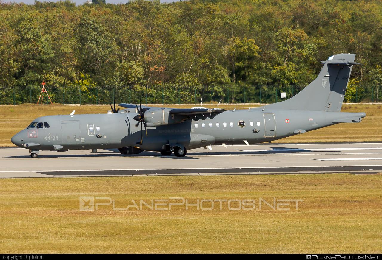 ATR 72 - MM62279 operated by Aeronautica Militare (Italian Air Force) #AeronauticaMilitare #ItalianAirForce #atr