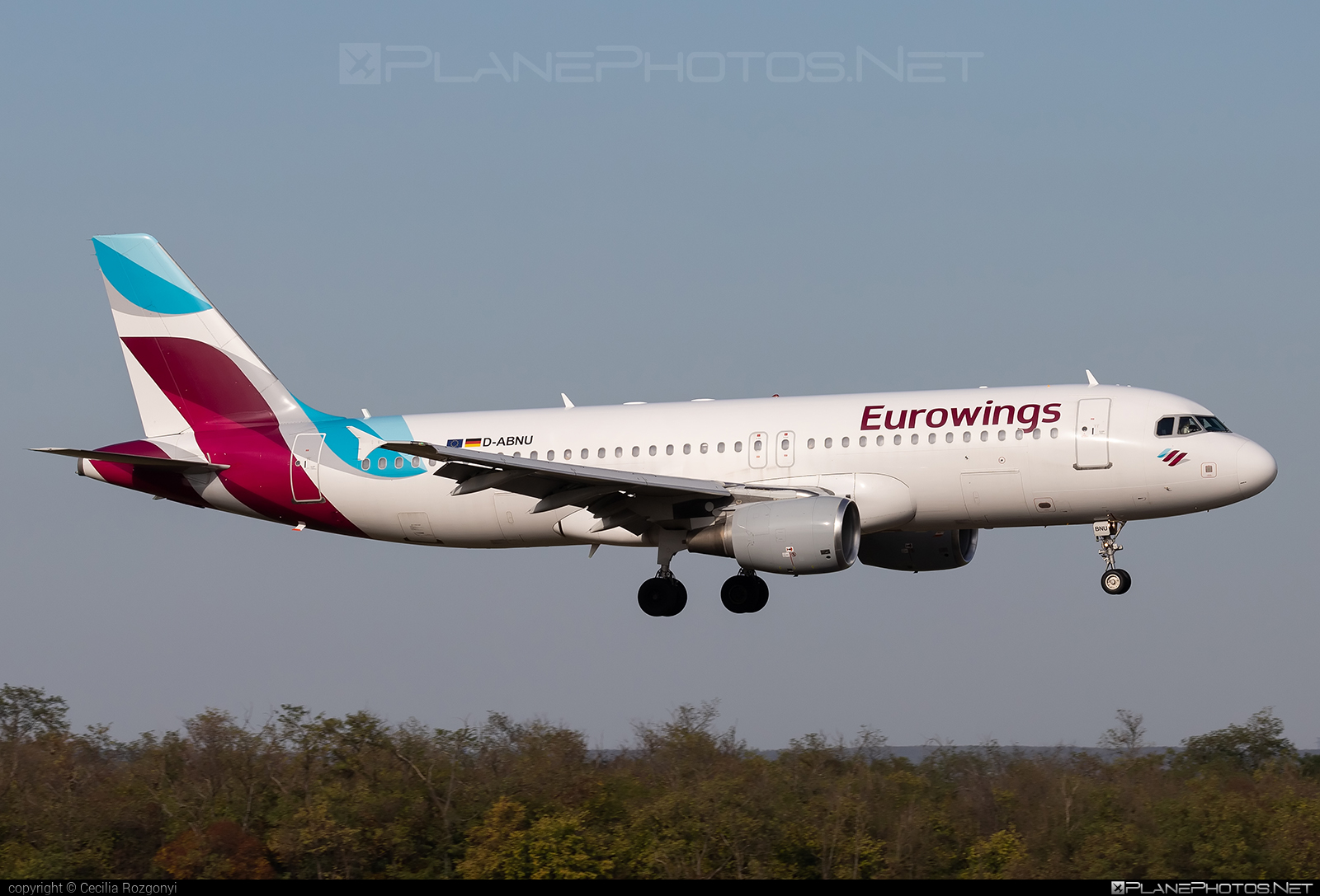 Airbus A320-214 - D-ABNU operated by Eurowings #a320 #a320family #airbus #airbus320 #eurowings