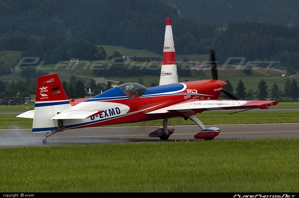 Extra EA-330SC - D-EXMD operated by Private operator #airpower #airpower2009 #extra330 #extraea330 #extraea330sc