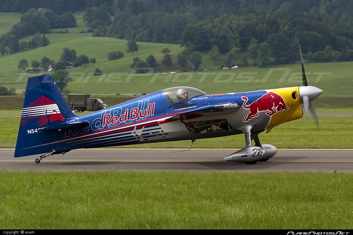 Zivko Edge 540 - N540PB operated by Private operator #airpower #airpower2009 #edge540 #zivko #zivkoedge #zivkoedge540