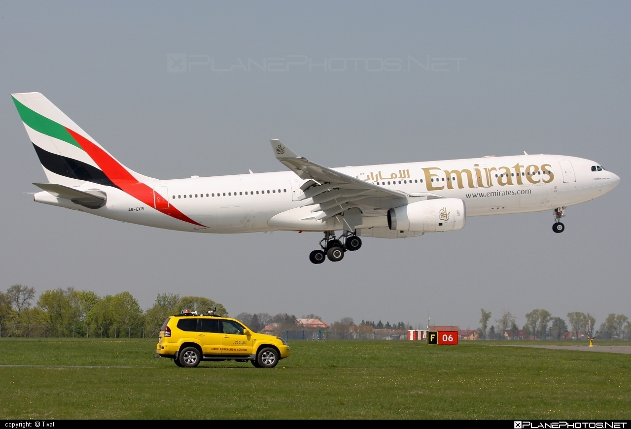 Airbus A330-243 - A6-EKR operated by Emirates #a330 #a330family #airbus #airbus330 #emirates