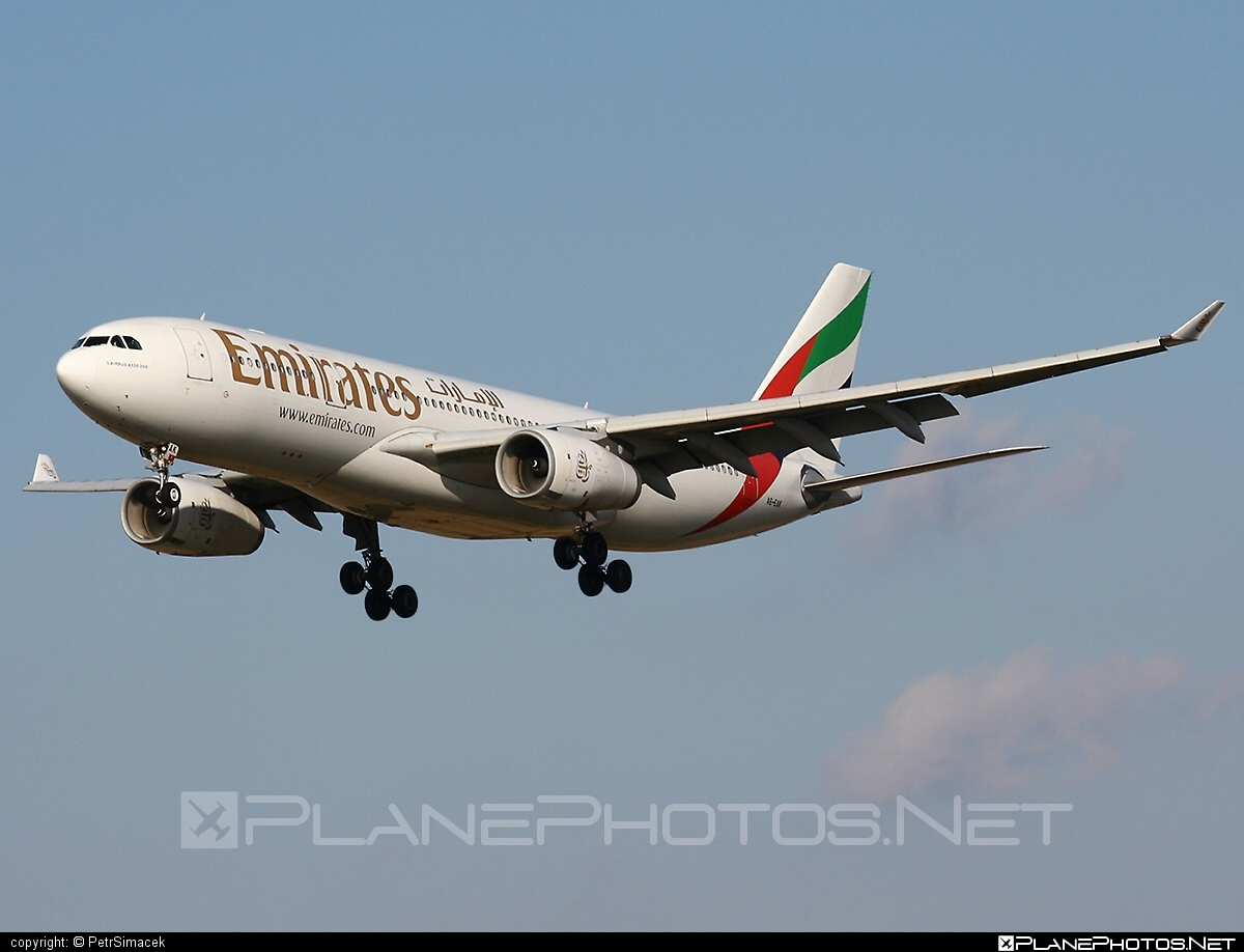 Airbus A330-243 - A6-EAK operated by Emirates #a330 #a330family #airbus #airbus330 #emirates