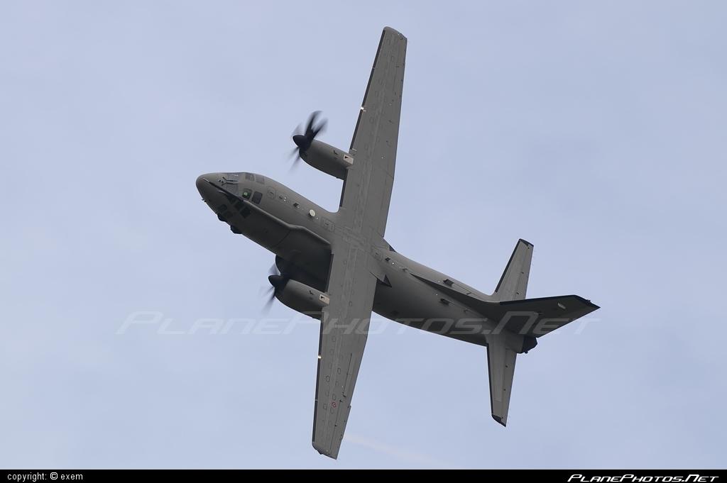 Alenia C-27J Spartan - MM62217 operated by Aeronautica Militare (Italian Air Force) #airpower #airpower2009 #alenia #aleniac27j #aleniac27jspartan #aleniaspartan #c27j #c27jspartan #c27spartan
