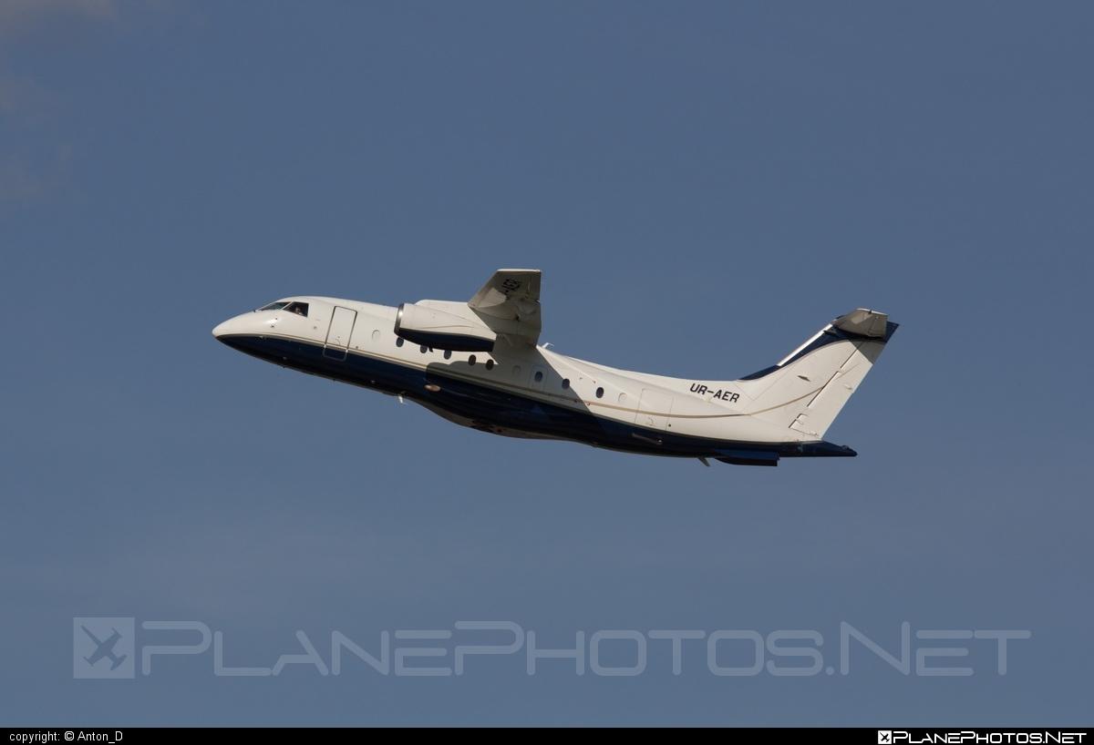 Fairchild-Dornier 328JET - UR-AER operated by Aerostar #328jet #dornier328jet #fairchilddornier