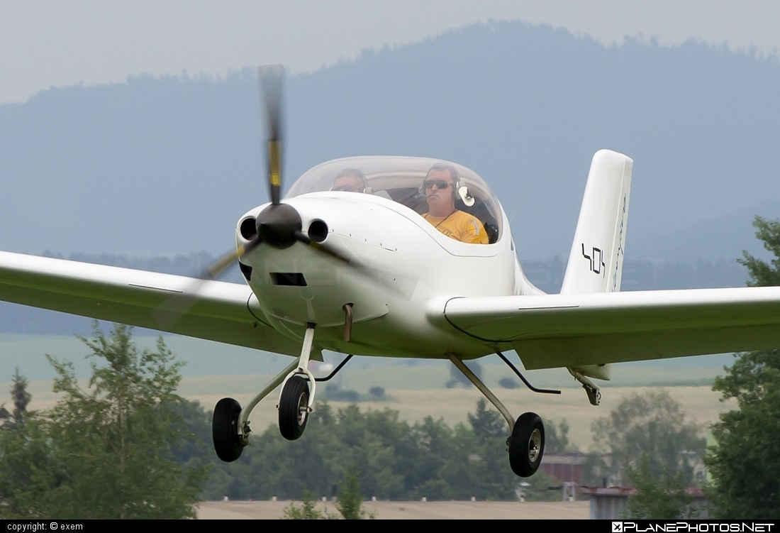 Flying Machines FM250 Vampire - OM-M555 operated by Private operator #flyingmachines