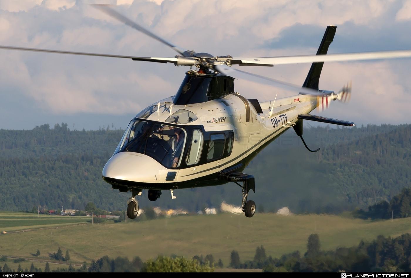 Tatra Jet Agusta A109E Power - OM-TTV #agusta