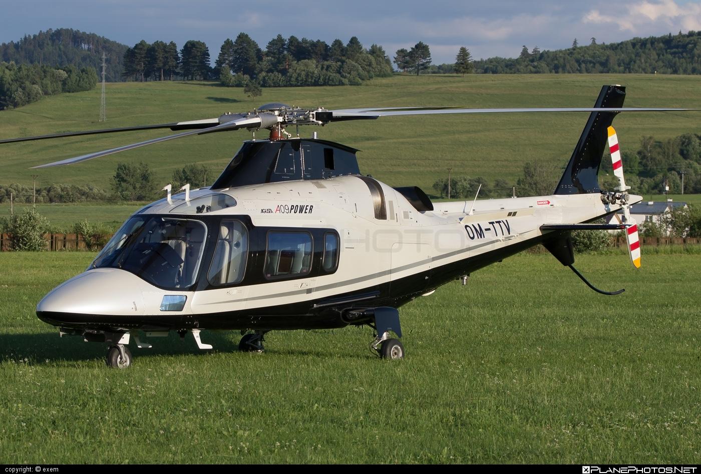 Tatra Jet Agusta A109E Power - OM-TTV
