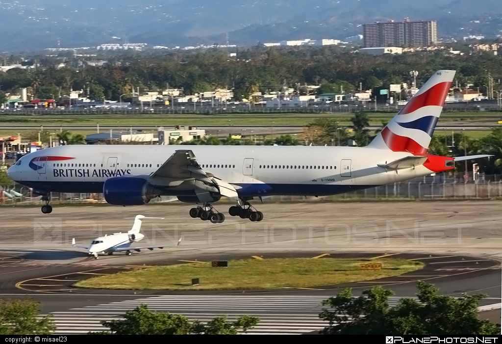 Boeing 777-200ER - G-YMMB operated by British Airways #b777 #b777er #boeing #boeing777 #britishairways #tripleseven
