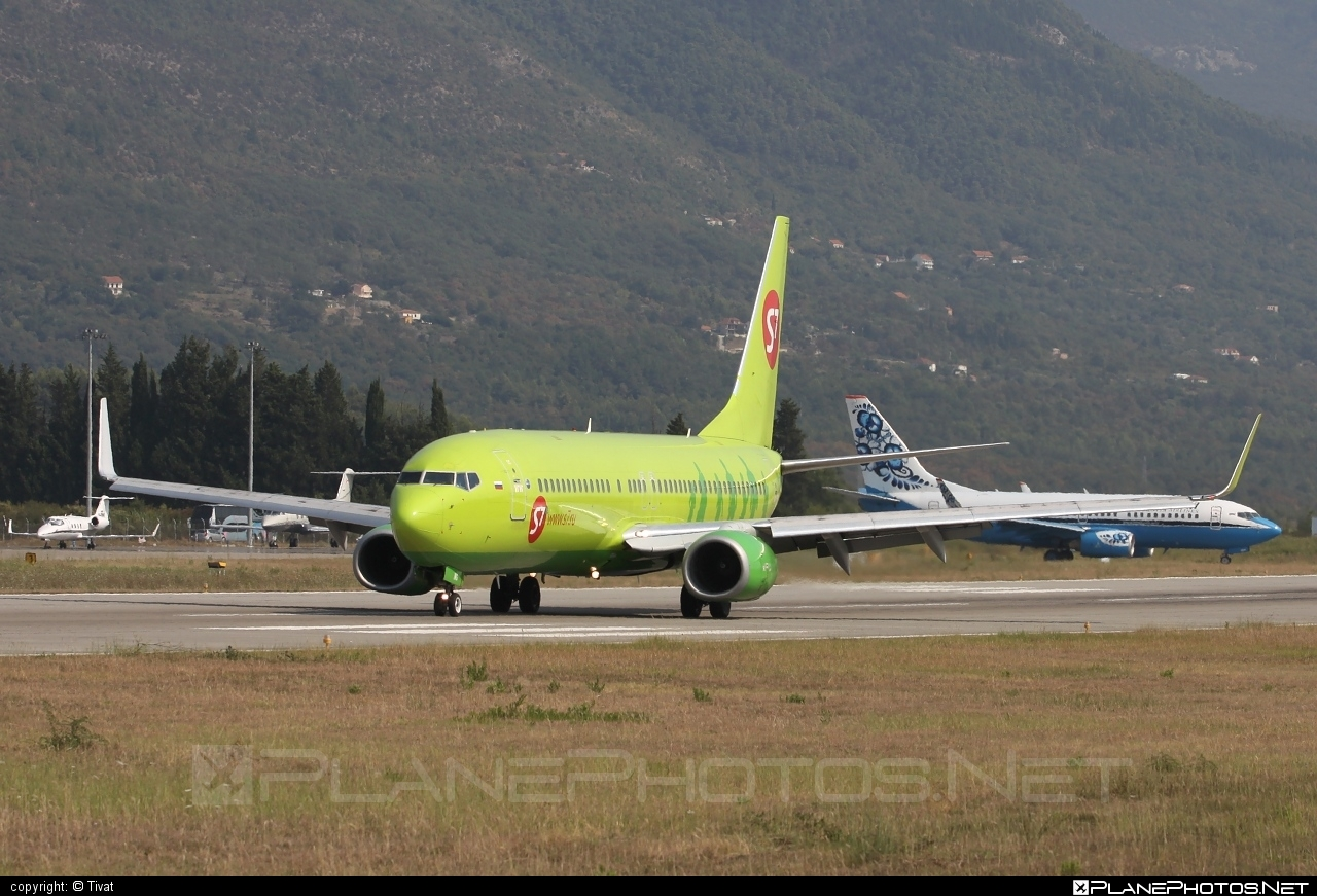 Boeing 737-800 - VP-BNG operated by S7 Airlines #b737 #b737nextgen #b737ng #boeing #boeing737