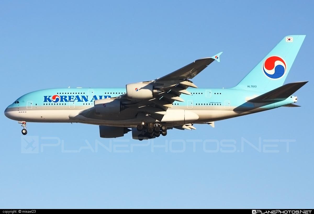 Airbus A380-861 - HL7613 operated by Korean Air #a380 #a380family #airbus #airbus380 #koreanair