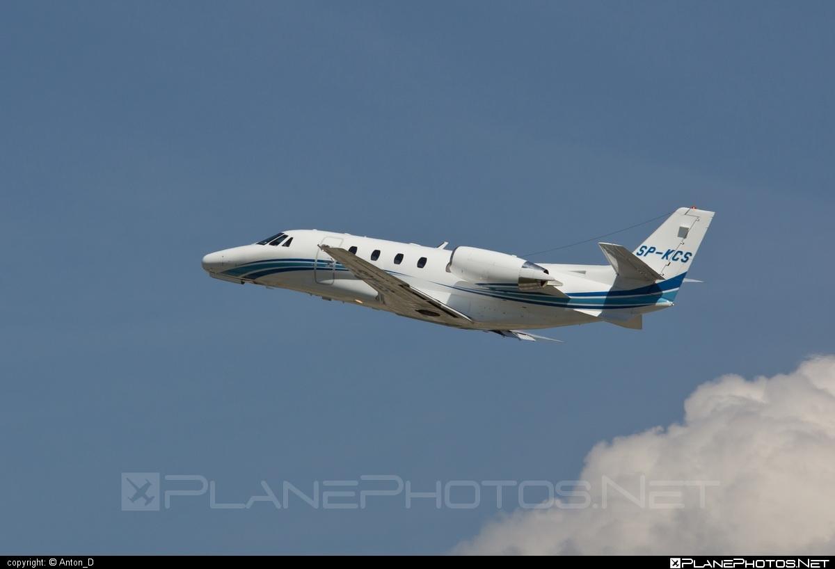 Cessna 560XL Citation XLS - SP-KCS operated by Blue Jet #cessna #cessna560 #cessna560citation #cessna560xl #cessna560xlcitationxls #cessnacitation #citationxls
