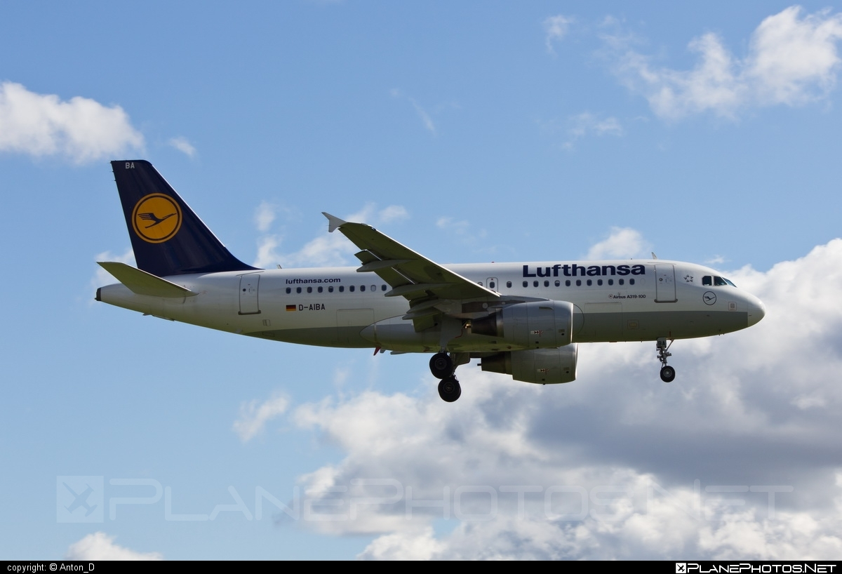 Airbus A319-114 - D-AIBA operated by Lufthansa #a319 #a320family #airbus #airbus319 #lufthansa