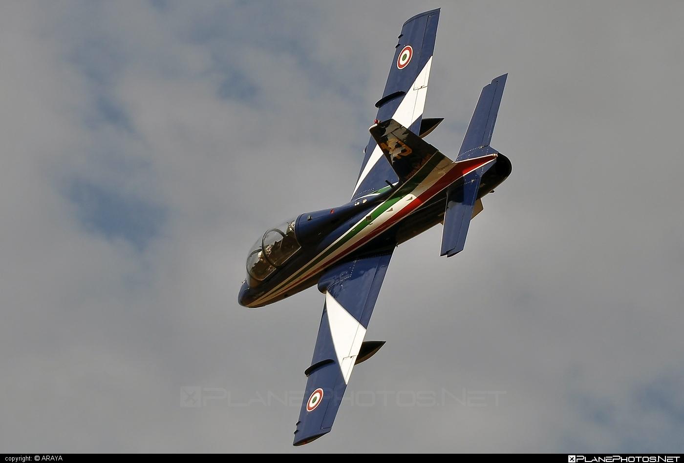 Aermacchi MB-339-A/PAN - MM54514 operated by Aeronautica Militare (Italian Air Force) #aermacchi #aermacchi339 #aermacchimb339 #aermacchimb339apan #mb339 #mb339apan