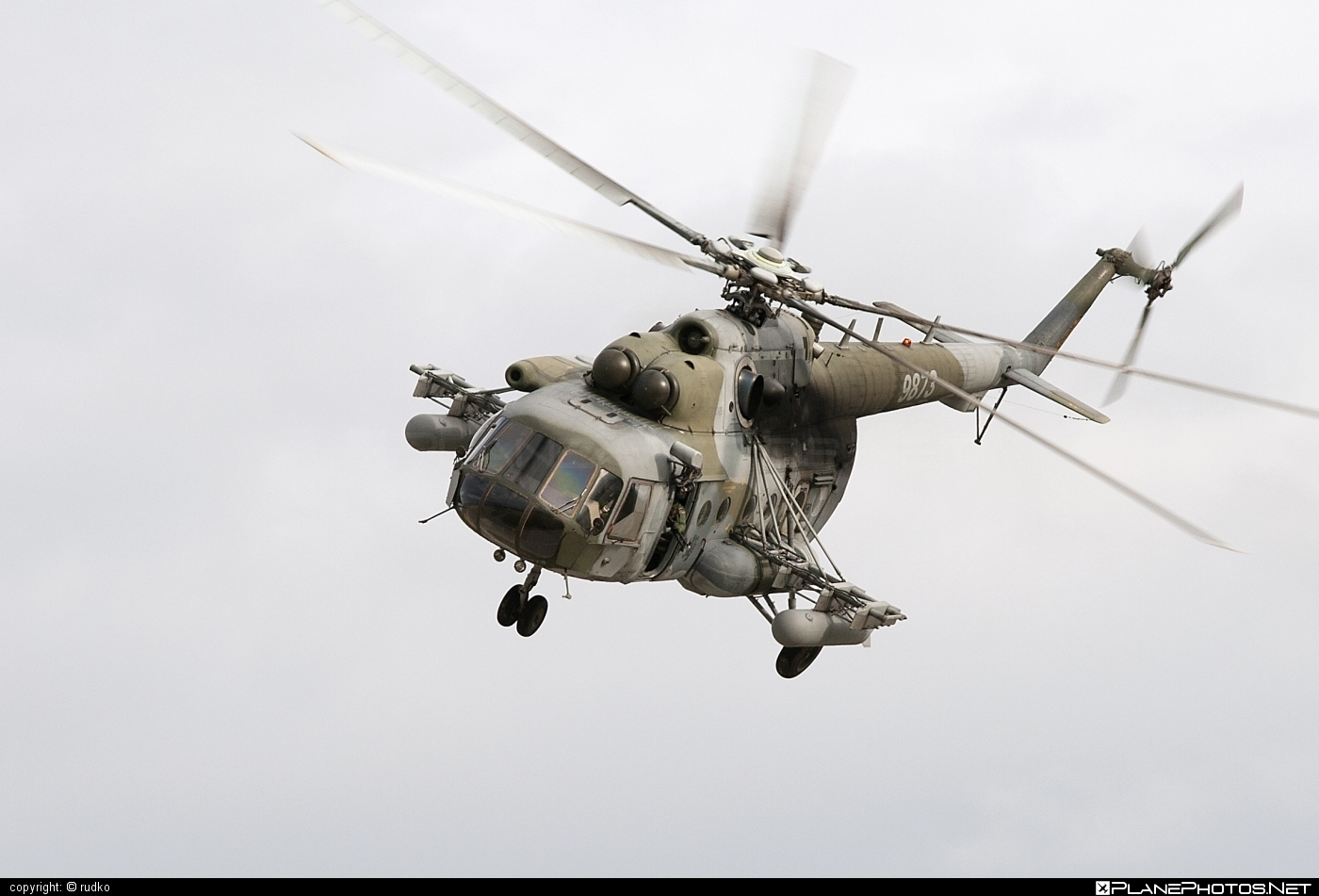 Vzdušné síly AČR (Czech Air Force) Mil Mi-171Sh - 9873 #czechairforce #mi171 #mi171sh #mil #mil171 #milhelicopters #natodays #natodays2012 #vzdusnesilyacr
