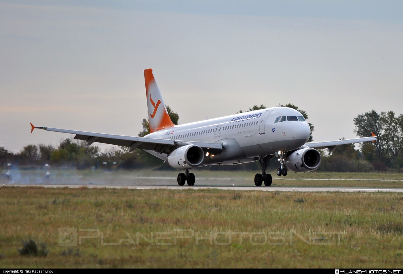Airbus A320-232 - TC-FBJ operated by Freebird Airlines #a320 #a320family #airbus #airbus320