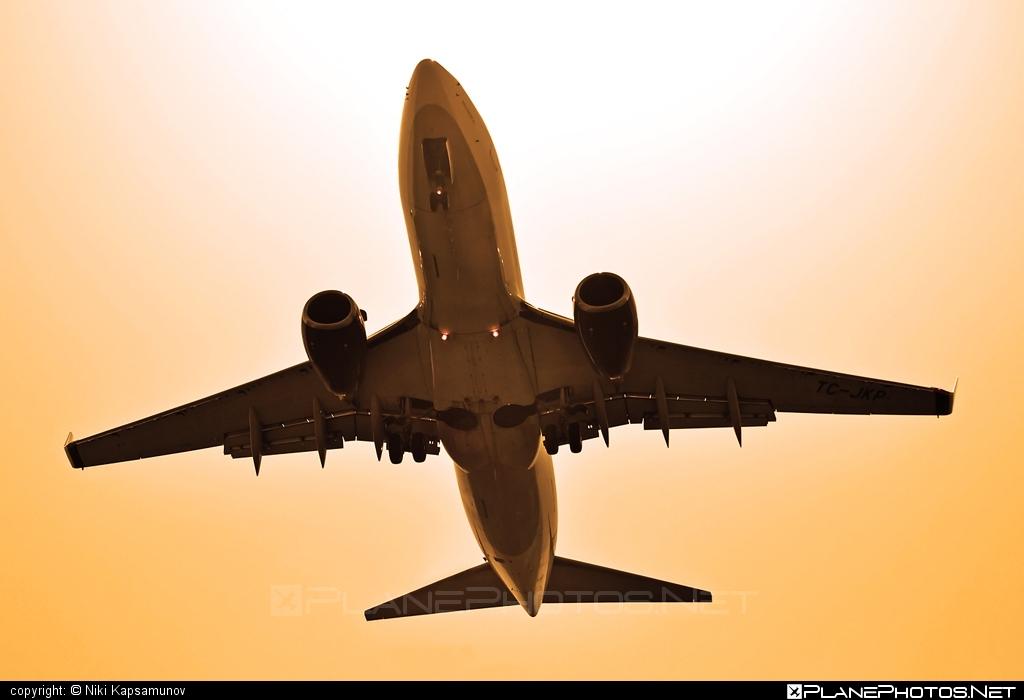 Boeing 737-700 - TC-JKP operated by AnadoluJet #b737 #b737nextgen #b737ng #boeing #boeing737