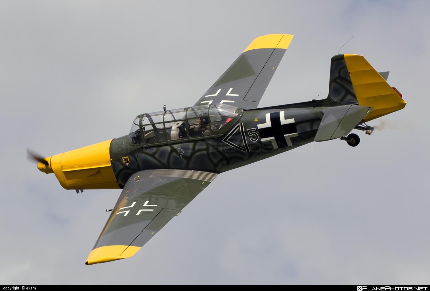 Zlin Z-226MS Trenér - OM-MHE operated by Aeroklub Martin #retroskyteam #rst #z226 #z226trener #zlin #zlin226 #zlintrener
