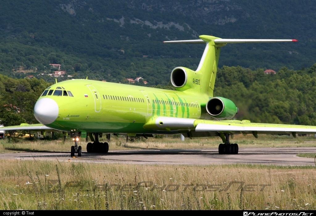Tupolev Tu-154M - RA-85615 operated by Moskovia Airlines #tu154 #tu154m #tupolev