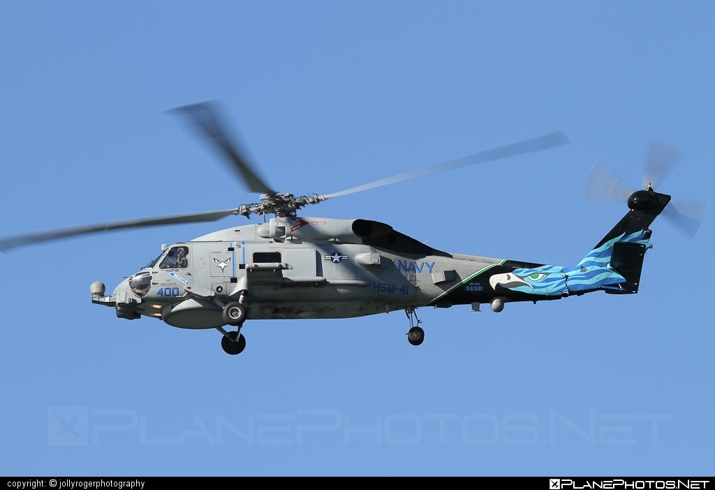 Sikorsky MH-60R Seahawk - 166561 operated by US Navy (USN) #sikorsky