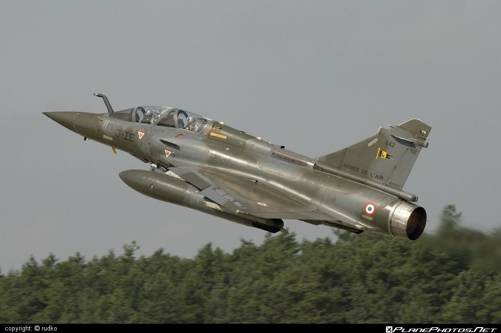 Dassault Mirage 2000D - 642 operated by Armée de l´Air (French Air Force) #DassaultMirage #DassaultMirage2000 #DassaultMirage2000d #armeedelair #dassault #frenchairforce #mirage #mirage2000 #mirage2000d